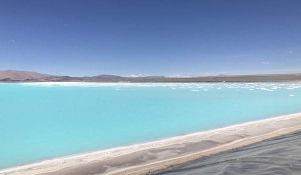 Lithiumsoleprojekt in Argentinien; Foto: Advantage Lithium