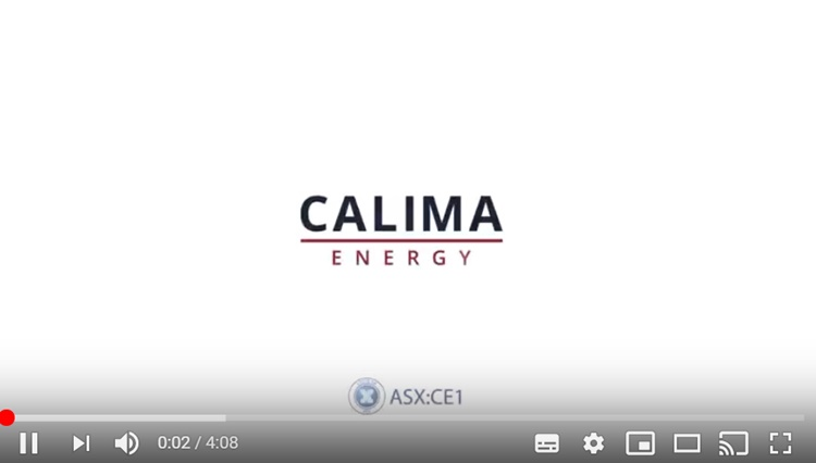 Calima Energy Screenshot Video