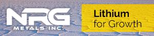 Logo der NRG Metals Inc.
