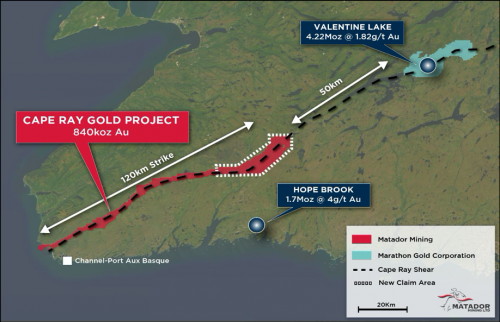 Cape-Ray-Gold-Project