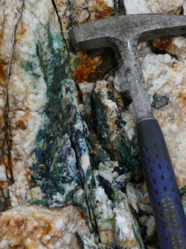 Malachite-and-Azurite-at-Snowdrift-Vein