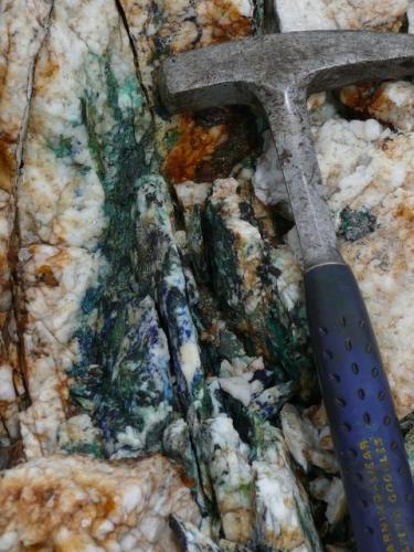 Malachite-and-Azurite-at-Snowdrift-Vein