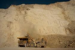 Auf einer Barrick-Mine in Argentinien; Foto: Barrick Gold